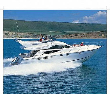 Yacht - Fairline Phantom 50 (code:CRY 19) - Sibenik - Riviera Sibenik