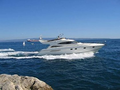 Yacht - Princess 56 (code:CRY 9) - Split - Riviera Split